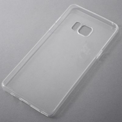 ФОТО Transparent TPU Phone Shell for Samsung Galaxy Note 7