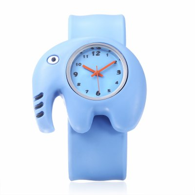 Kids Quartz WatchKids Watches<br>Kids Quartz Watch<br><br>Band Length: 7.09 inch<br>Band Material Type: Plastic<br>Band Width: 22mm<br>Case material: Alloy<br>Case Shape: Animal Shape<br>Dial Diameter: 1.45 inch<br>Dial Display: Analog<br>Dial Window Material Type: Glass<br>Gender: Children<br>Movement: Quartz<br>Style: Simple<br>Product weight: 0.034 kg<br>Package weight: 0.055 kg<br>Product Size(L x W x H): 22.50 x 4.20 x 1.00 cm / 8.86 x 1.65 x 0.39 inches<br>Package Size(L x W x H): 23.50 x 5.20 x 2.00 cm / 9.25 x 2.05 x 0.79 inches<br>Package Contents: 1 x Children Quartz Watch