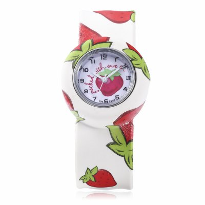 Cute Children Quartz WatchCute Children Quartz Watch<br><br>Band Length: 7.68 inch<br>Band Material Type: Plastic<br>Band Width: 20mm<br>Case material: Alloy<br>Case Shape: Round<br>Dial Diameter: 1.18 inch<br>Dial Display: Analog<br>Dial Window Material Type: Glass<br>Gender: Children<br>Movement: Quartz<br>Style: Simple<br>Product weight: 0.025 kg<br>Package weight: 0.046 kg<br>Product Size(L x W x H): 22.50 x 3.00 x 1.00 cm / 8.86 x 1.18 x 0.39 inches<br>Package Size(L x W x H): 23.50 x 4.00 x 2.00 cm / 9.25 x 1.57 x 0.79 inches<br>Package Contents: 1 x Children Quartz Watch