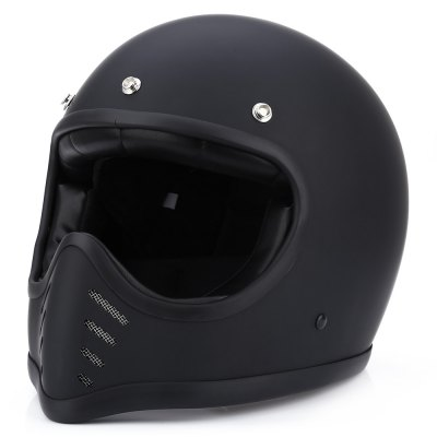 Motorcycle Safety Open Face Helmet