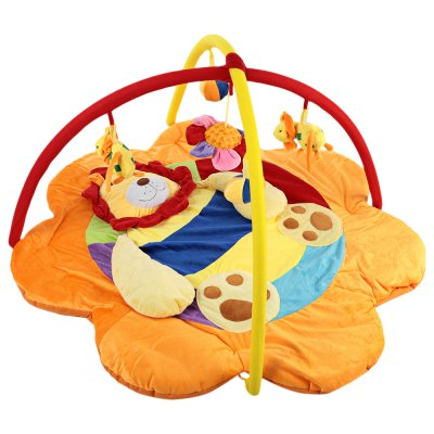 Baby Soft Play Mat Crawling Blanket