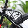 Anti-theft 4 Digit Password Mountain Road Bike Cable Lock photo