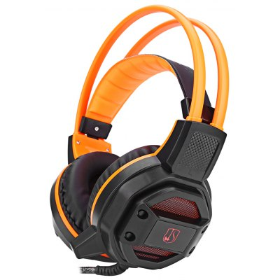 Vots GX1 Adjustable Headset 3pcs 3.5MM USB Plug Gaming Headphones