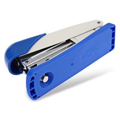 HUACHI 213 Paper Clinching StaplerSchool Supplies<br>HUACHI 213 Paper Clinching Stapler<br><br>Brand: HUACHI<br>Product weight: 0.170 kg<br>Package weight: 0.203 kg<br>Product Size(L x W x H): 12.80 x 5.90 x 3.10 cm / 5.04 x 2.32 x 1.22 inches<br>Package Size(L x W x H): 13.00 x 6.00 x 4.00 cm / 5.12 x 2.36 x 1.57 inches<br>Package Contents: 1 x Stapler