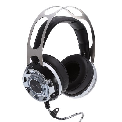 Vots Virtual Surround Sound USB Gaming Headset