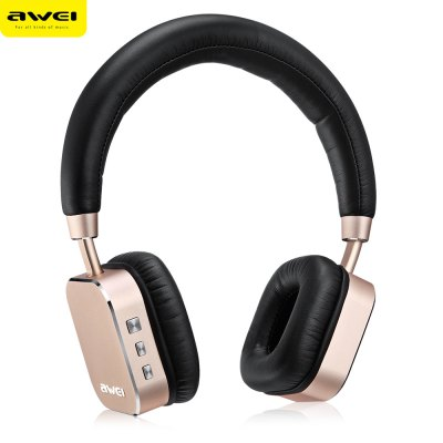AWEI A900BL HiFi Wireless Headphones Bluetooth
