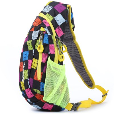 Tanluhu 822 20L Water Resistant Nylon Chest Bag