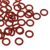 100pcs Silicone Damping O-rings Tattoo Essential Accessories deal