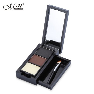 M.n Menow E15001 Double Color Lasting Natural Eyebrow