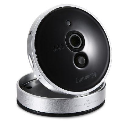 Camnoopy CN - C100 720P Network Cube IP Indoor Camera
