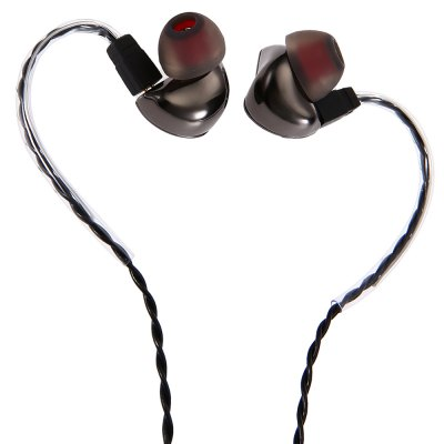 AuGlamour R8 Stereo HiFi Cord Removable In-ear Earphone