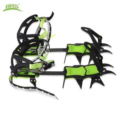BRS - S1A Pair of Fourteen Teeth Crampon Ice Gripper