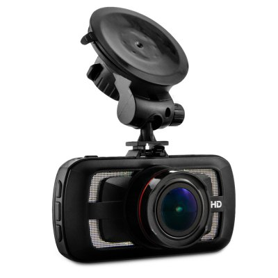 DAB205 3.0 inch 2560 x 1440P Full HD Car DVR RecorderCar DVR<br>DAB205 3.0 inch 2560 x 1440P Full HD Car DVR Recorder<br><br>Type: Car DVR with GPS<br>Chipset Name: Ambarella<br>Chipset: Ambarella A12<br>Max External Card Supported: TF 512G (not included)<br>Screen size: 3.0inch<br>Screen type: LCD<br>Battery Type: Built-in<br>Battery Capacity (mAh?: 190mAh<br>Charge way: Car charger,USB charge by PC<br>Wide Angle: 170 degree wide angle<br>Video Resolution: 1080P (1920 x 1080),1440P (2560 x 1440),720P (1280 x 720)<br>Video Output : HDMI<br>Image Format : JPG<br>Image resolution: 14M (4384 x 3288),16M (4608 x 3456),4M (2688?1512),8M (3264 x 2448)<br>Audio System: Built-in microphone/speacker (AAC)<br>Motion Detection: Yes<br>GPS: Yes<br>G-sensor: Yes<br>HDMI Output: Yes<br>Interface Type: Mini HDMI,Mini USB<br>Language: Dutch,English,German,Italian,Portuguese,Russian,Simplified Chinese,Traditional Chinese<br>Frequency: 50Hz,60Hz<br>Operating Temp.: -30 - 80 Deg.C<br>Package weight: 0.442 kg<br>Package size (L x W x H): 18.00 x 14.00 x 9.00 cm / 7.09 x 5.51 x 3.54 inches<br>Package Contents: 1 x Car DVR Recorder, 1 x Car Charger, 1 x Mount Bracket, 1 x GPS, 1 x USB Cable, 1 x Bilingual Manual in English and Chinese