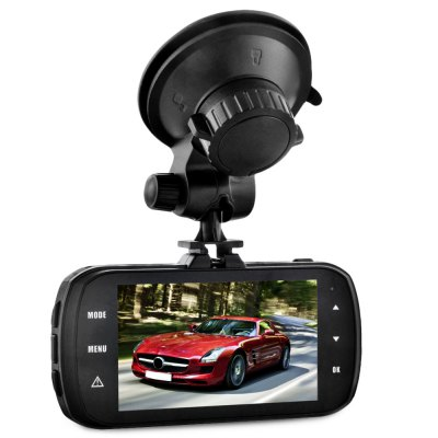 DAB205 3.0 inch 2560 x 1440P Full HD Car DVR Recorder