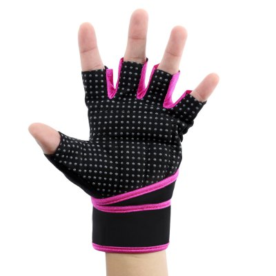 BOODUN Paired Half Finger Training Glove