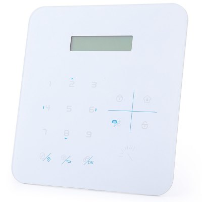 DP - K9G LCD Wireless GSM WiFi Security RFID Alarm System