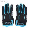 CoolChange Pair of Full Finger Outdoor Cycling Glove