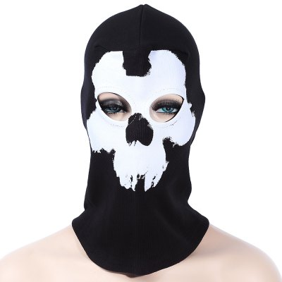 Skull Full Face Mask