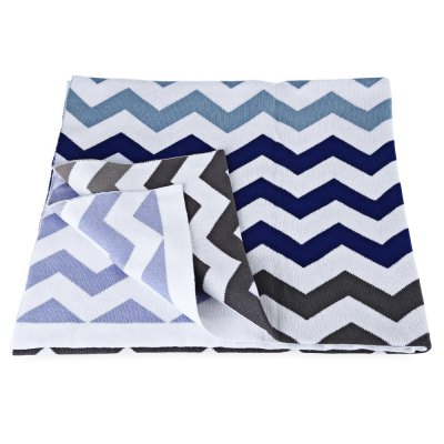 Knitting Kids Cotton Blanket / Bath TowelBaby Bedding<br>Knitting Kids Cotton Blanket / Bath Towel<br><br>Materials: Cotton<br>Shape/Pattern: Print<br>Product weight: 0.296 kg<br>Package weight: 0.330 kg<br>Product size (L x W x H): 105.00 x 76.00 x 0.20 cm / 41.34 x 29.92 x 0.08 inches<br>Package size (L x W x H): 22.00 x 12.00 x 6.00 cm / 8.66 x 4.72 x 2.36 inches<br>Package Content: 1 x Blanket