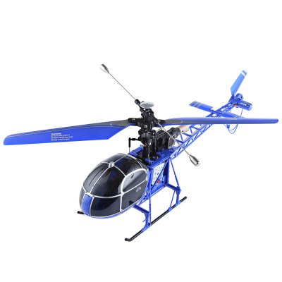 WLtoys V915 Lama 4CH 2.4G 6 Axis Gyro RC Helicopter RTF