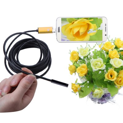 AN99 7MM Endoscope Borescope Inspection Wire Camera