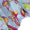 Water Resistant Washable Breathable Elastic Print Cloth Diaper photo