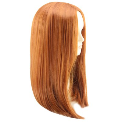 ombre-medium-straight-central-parting-orange-wigs