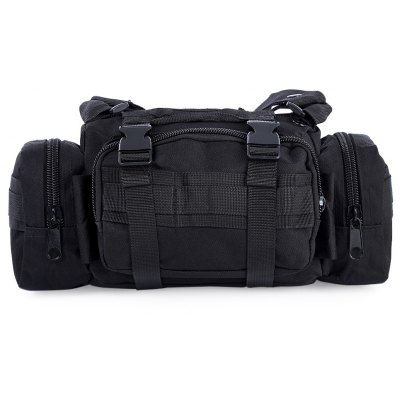 Portable Multipurpose Camouflage Military Waist Bag
