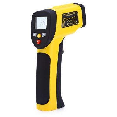 HT - 819 LCD Display Infrared Thermometer