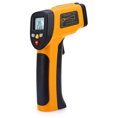 HT - 812 LCD Display Infrared Thermometer