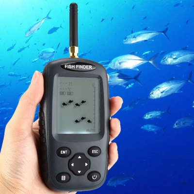 FF998 Rechargeable Wireless Fish Finder