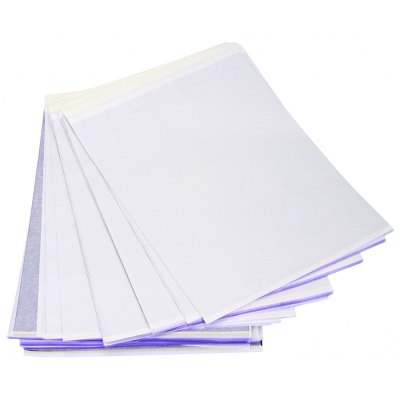 100pcs Tattoo Accessories A4 Carbon Transfer Paper