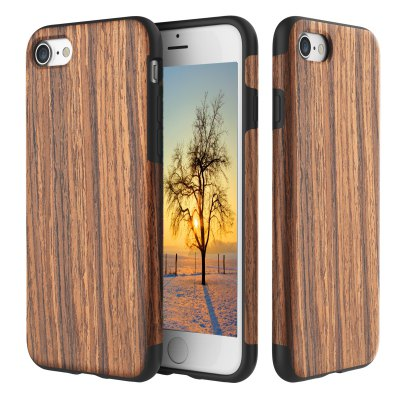 ROCK Origin Series ( Grained ) Protective Back Cover Case for iPhone 7 Plus