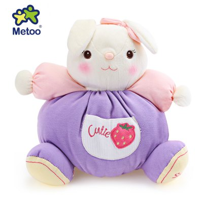 Metoo Stuffed Plush Doll Toy for Baby