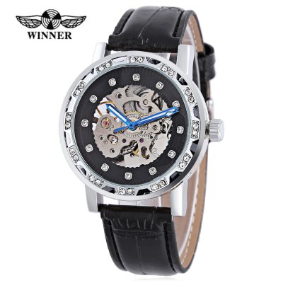 WINNER W138 Men Auto Mechanical Watch
