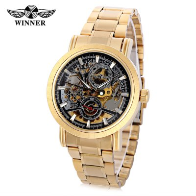 WINNER F1205334 Men Auto Mechanical Watch