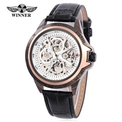 WINNER F2016090602 Male Auto Mechanical Watch