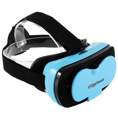 3D VR Headset Movie Wide Angle Virtual Reality
