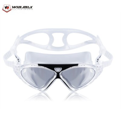 WIN MAX Adult Professional Swimming Goggles with Box