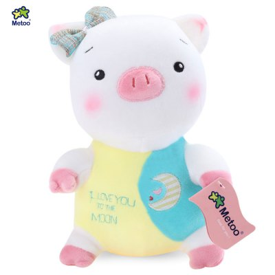 Metoo Little Pig Plush Doll Toy