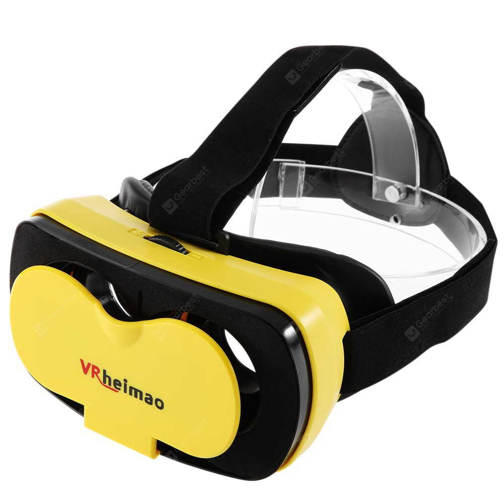 3D VR 360 Headset Virtual Reality Glasses for Smartphone