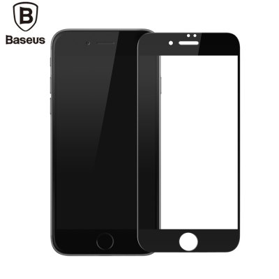 Baseus 9H 0.2MM Tempered Glass Curved Anti-blue Light Shatterproof Screen Protective Film for iPhone 7 Plus 5.5 inch