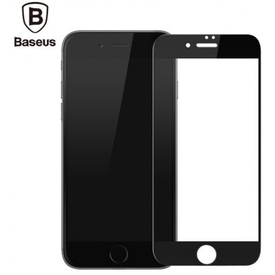 Baseus 9H 0.2MM Tempered Glass Curved Anti-blue Light Shatterproof Screen Protective Film for iPhone 7 4.7 inch