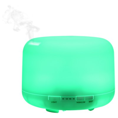 Colorful Changing Light 500ML Diffuser