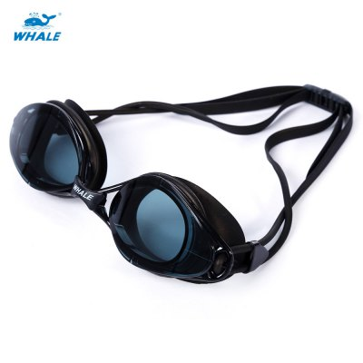 WHALE Adult Anti Fog Swimming Goggles with Box