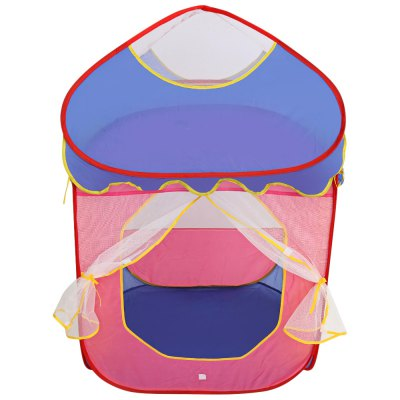 Children Portable Folding Outdoor Indoor Cartoon Tent