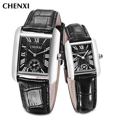 CHENXI CX - 068 Couple Quartz Watch