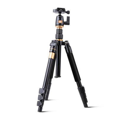 QZSD Q555 55.5 Inches Lightweight Tripod MonopodPhotography Accessories<br>QZSD Q555 55.5 Inches Lightweight Tripod Monopod<br><br>Product weight: 1.130 kg<br>Package weight: 1.640 kg<br>Package Size(L x W x H): 12.00 x 12.00 x 39.50 cm / 4.72 x 4.72 x 15.55 inches<br>Package Contents: 1 x Q555 Tripod, 2 x Bag, 1 x Hex Wrench, 1 x Bilingual User Manual in English and Chinese
