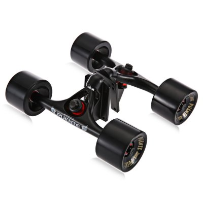 2pcs / Set Skateboard Truck with Hardware Accessory