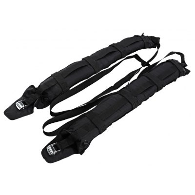 Pair of Auto Portable Automatic Inflatable Roof Rack